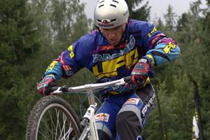 Durch Radfahren abnehmen