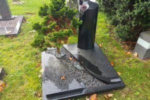 Grabsteine aus Polen