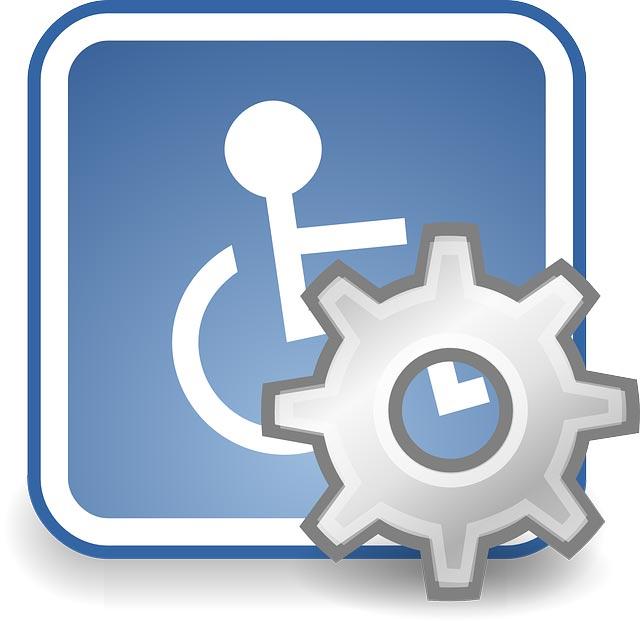 Ein Plattformlift bringt Unanhängigkeit für Rollstuhlfahrer zurück